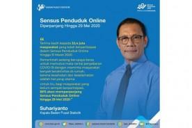 Diperpanjang, Kelurahan Kadipaten Siap Bimbing Warga dalam Sensus Online