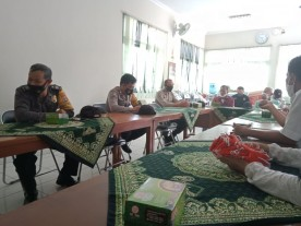 Penegakan Protokol Kesehatan Covid-19 di Jl. Kadipaten & Jl. Polowijan
