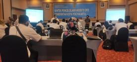 Sekda Kota Yogyakarta buka bimtek pengelolaan website OPD