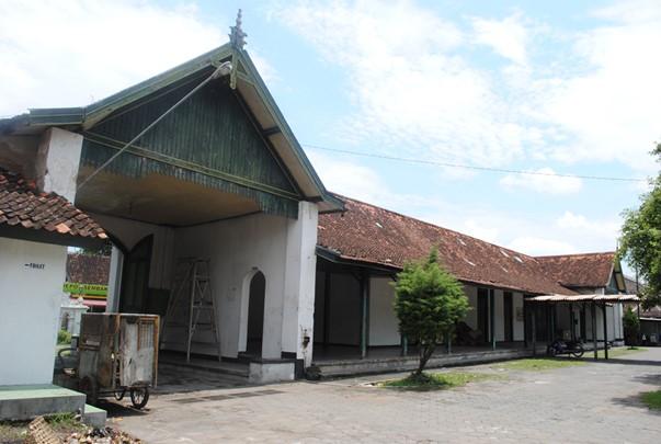 Dalem Kaneman - Balai Pelestarian Cagar Budaya Yogyakarta
