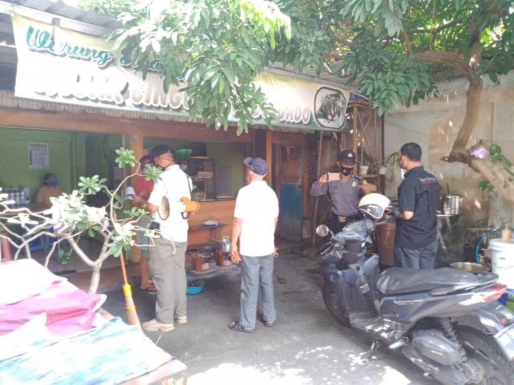 Penegakan Protokol Kesehatan Jl. Kadipaten & Jl. Polowijan - 8